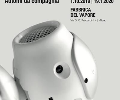 Io Robotto, a Milano la prima mostra guidata da Alexa