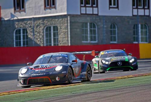 Daniel Mancinelli, positivo debutto nel campionato Michelin Le Mans Cup