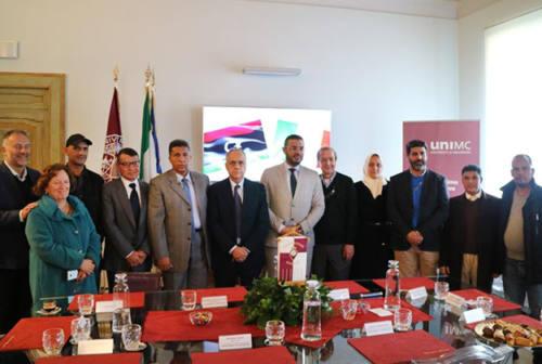 Archeologia, delegazione dalla Libia in visita all'università di Macerata