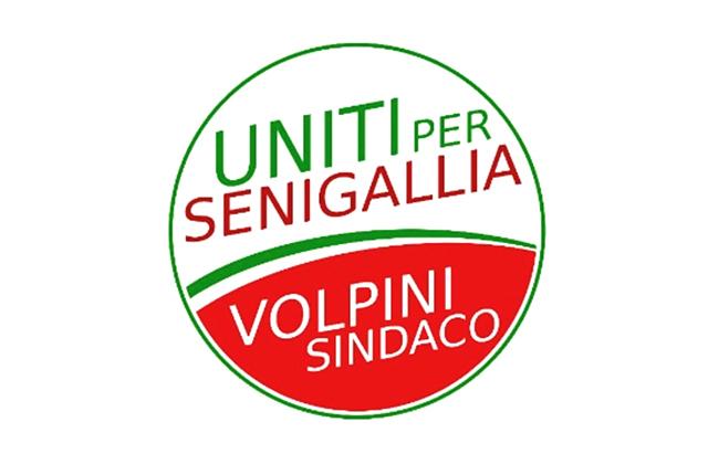 """Il logo della lista """"Uniti per Senigallia"""""""