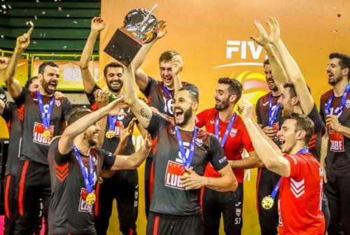 Volley, Cucine Lube Civitanova campione del mondo