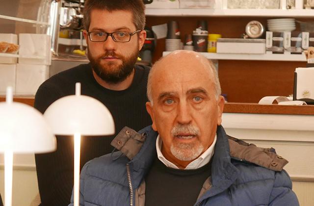Luca Marconi e Giulio Donatiello
