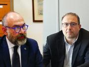 Massimo Bello e Roberto Paradisi