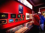 Oltre 10 mila visitatori in sei mesi di apertura al museo nazionale Rossini di Pesaro. Foto Angelucci