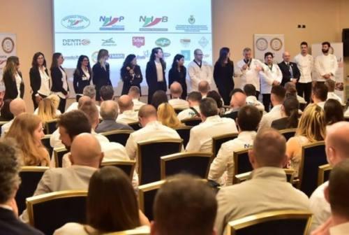 La Nazionale italiana pizzaioli premia Trevalli Cooperlat