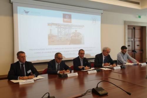 """Università di Macerata: nuovo corso su """"Trasporti marittimi e logistica portuale"""""""