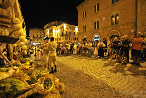 Osimo Rivivi '700, grande apprezzamento riscosso in città per la quinta edizione