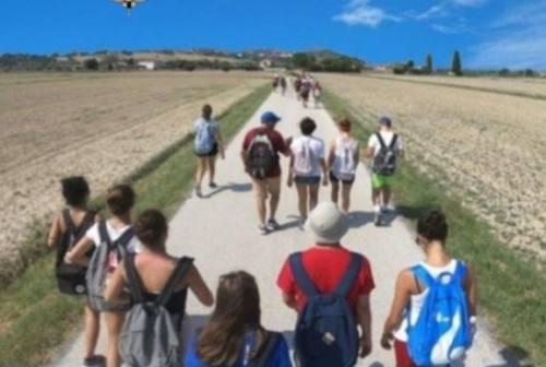 Sulle orme di San Francesco: al via il pellegrinaggio dei giovani della diocesi