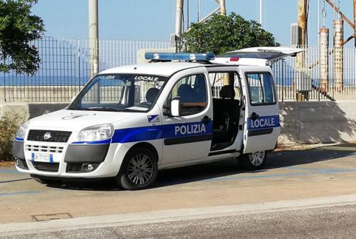Falconara, dal primo aprile tre nuovi agenti della Polizia locale