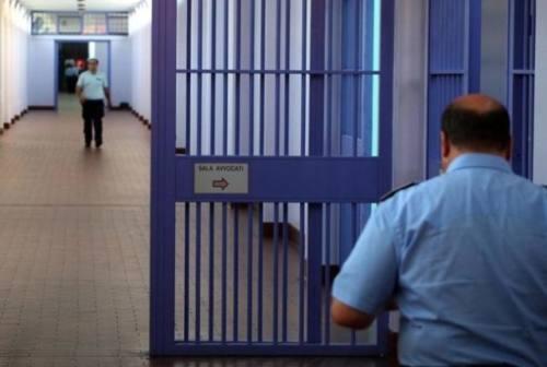Pesaro, due episodi di violenza in tre giorni al carcere di Pesaro