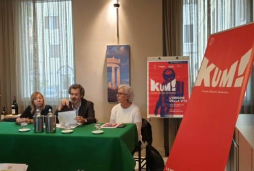 """Alla Mole torna Kum!, il festival firmato da Recalcati. """"L'origine della vita"""" il tema della III edizione"""