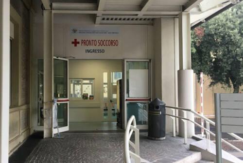 Pesaro, la lite di coppia si sposta in pronto soccorso, un arresto per resistenza a pubblico ufficiale