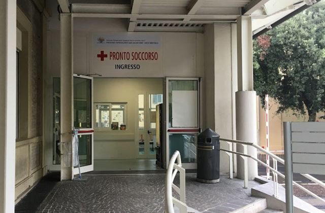 Il pronto soccorso di Pesaro
