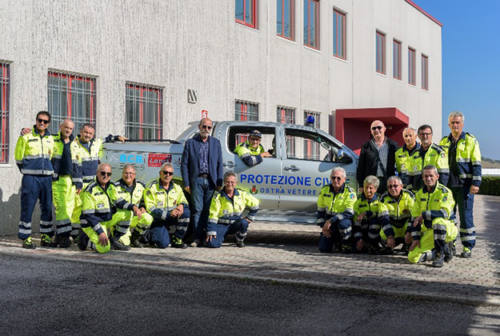 Gli imprenditori a fianco della Protezione Civile di Ostra Vetere