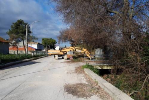 Falconara: 40mila euro per la pulizia dei fossi