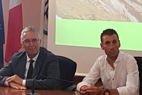Vincenzo Nibali e le Marche insieme per il turismo outdoor