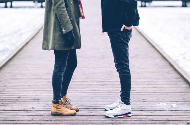 scarpe invernali