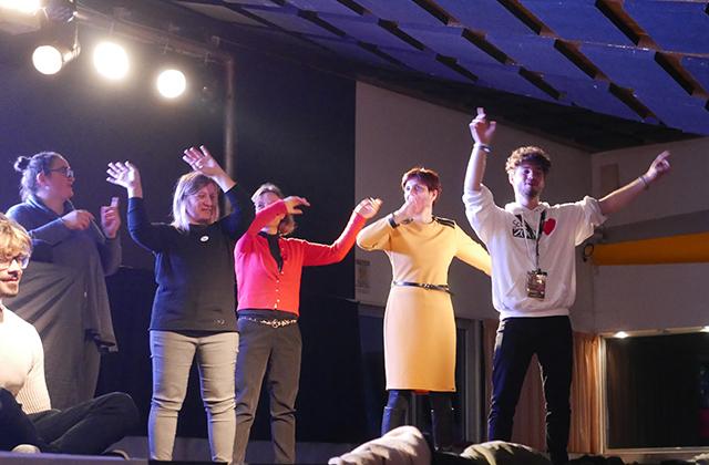 Anche quiz musicali e balli tra le iniziative di L8 per il futuro al Mamamia di Senigallia
