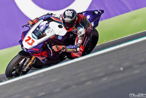 National Trophy, Saltarelli: «Il quinto posto in superbike mi va stretto»