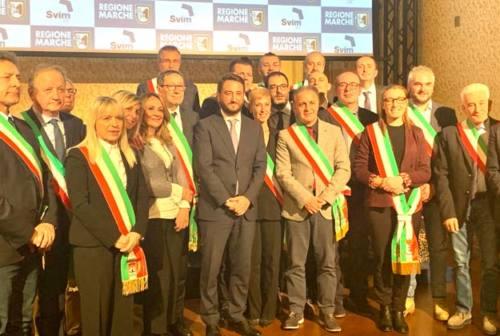 Viceministro Cancelleri: «Le Marche un'eccellenza italiana nel Patto dei Sindaci per il clima»