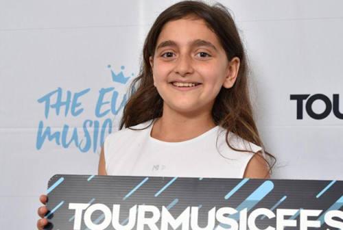 Musica, Sofia Seri in finale nazionale a Roma per il Tour Music Fest