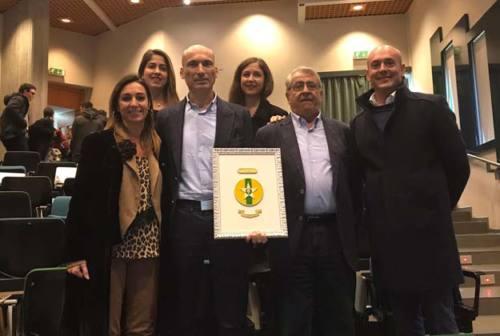 Castelplanio, la Sta2000 vince il premio Sicurezza sul lavoro