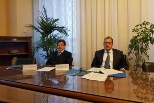 Marche a fatica fuori dalla crisi. Magrini Alunno (Banca d'Italia): «Rallentamento nella crescita»