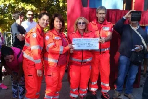 Ancona, Parco di Posatora: festa e solidarietà a braccetto per Croce Gialla