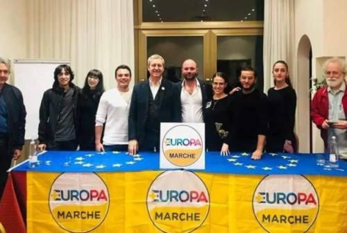 Elezioni regionali marchigiane, Morbidoni di +Europa: «Ribaltiamo la logica del sovranismo». Alleanza con Verdi e Azione