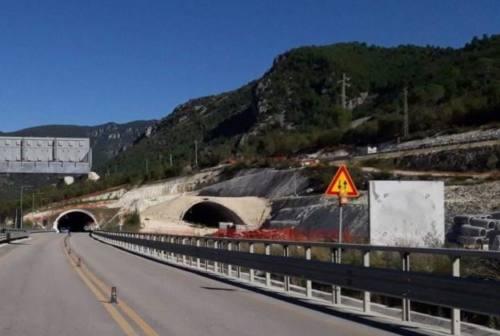 Caos viabilità A14 e Statale 76. Coltorti: «Tra Albacina e Sassi Rossi fine lavori entro giugno»