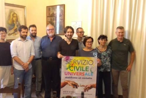 Servizio civile, c'è spazio a Jesi e in Vallesina