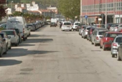 Ancona, al via i lavori in via Mattei. Mancinelli: «In primavera interventi per 2 milioni di euro»