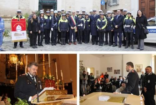 Macerata, la Polizia locale festeggia San Sebastiano. I numeri dei controlli del 2019