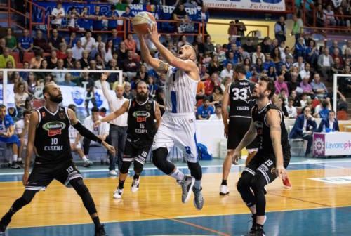 Basket, Maurizio Del Testa: «Ristopro Fabriano, importante ripartire subito»
