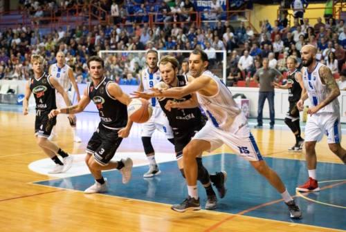 Basket, coach Pansa: «Servirà una Ristopro Fabriano compatta per spuntarla a Cesena»