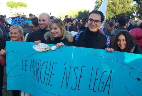 Regionali, Mattiuzzo (Sardine): «Nelle Marche situazione più complessa che in Emilia. C'è molto da lavorare»