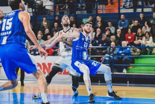Ristopro ko di uno a Cesena, coach Pansa: «Comunque una gran partita»