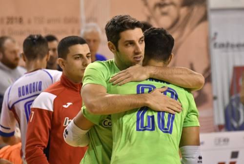 Futsal, l'Italservice Pesaro nelle mani di Del Grosso: «Alleno tre portieri eccezionali»