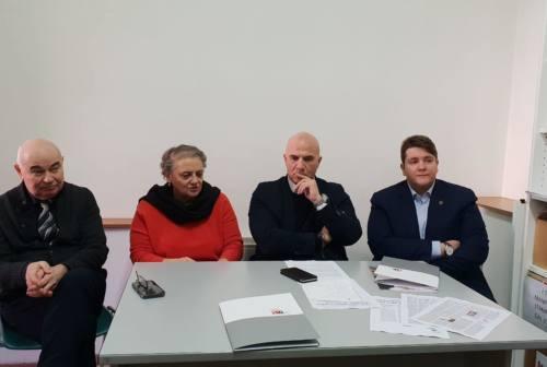 Congresso Autonomie Locali Marche, Franchellucci candidato presidente