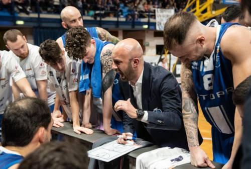 Basket, la Ristopro Fabriano cerca il riscatto con Teramo