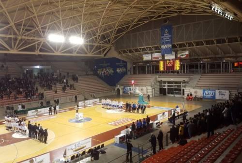 Basket, un grande Campetto Ancona si prende il derby con la Janus Fabriano