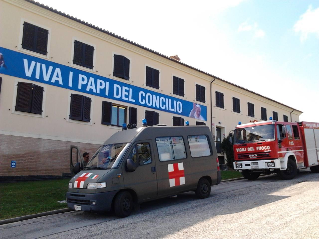 Il Centro Giovanni Paolo II
