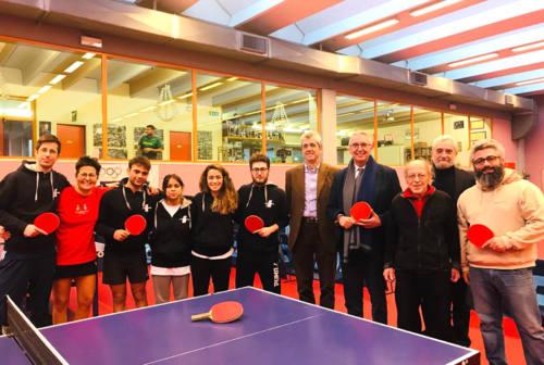 Tennistavolo Senigallia, lo sport come strumento di educazione sociale