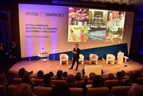 Accesso al credito, ambiente, filantropia, cultura: Intesa Sanpaolo illustra i suoi risultati