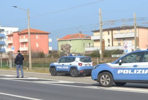 Polizia, controlli e denunce a Senigallia