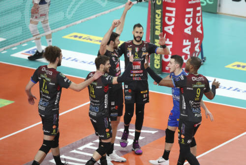 Superlega: riscatto Lube, bottino pieno a Cisterna