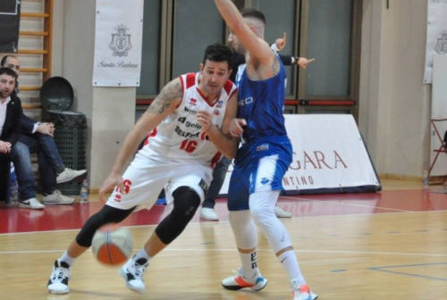 Basket, la Goldengas fa visita al Teramo. In palio i playoff e la salvezza