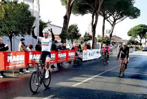 Ciclismo, Agostini manda ancora in orbita la Cicli Copparo