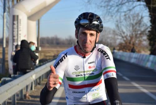Ciclismo, vola la Cicli Copparo con Agostini a Ferrara