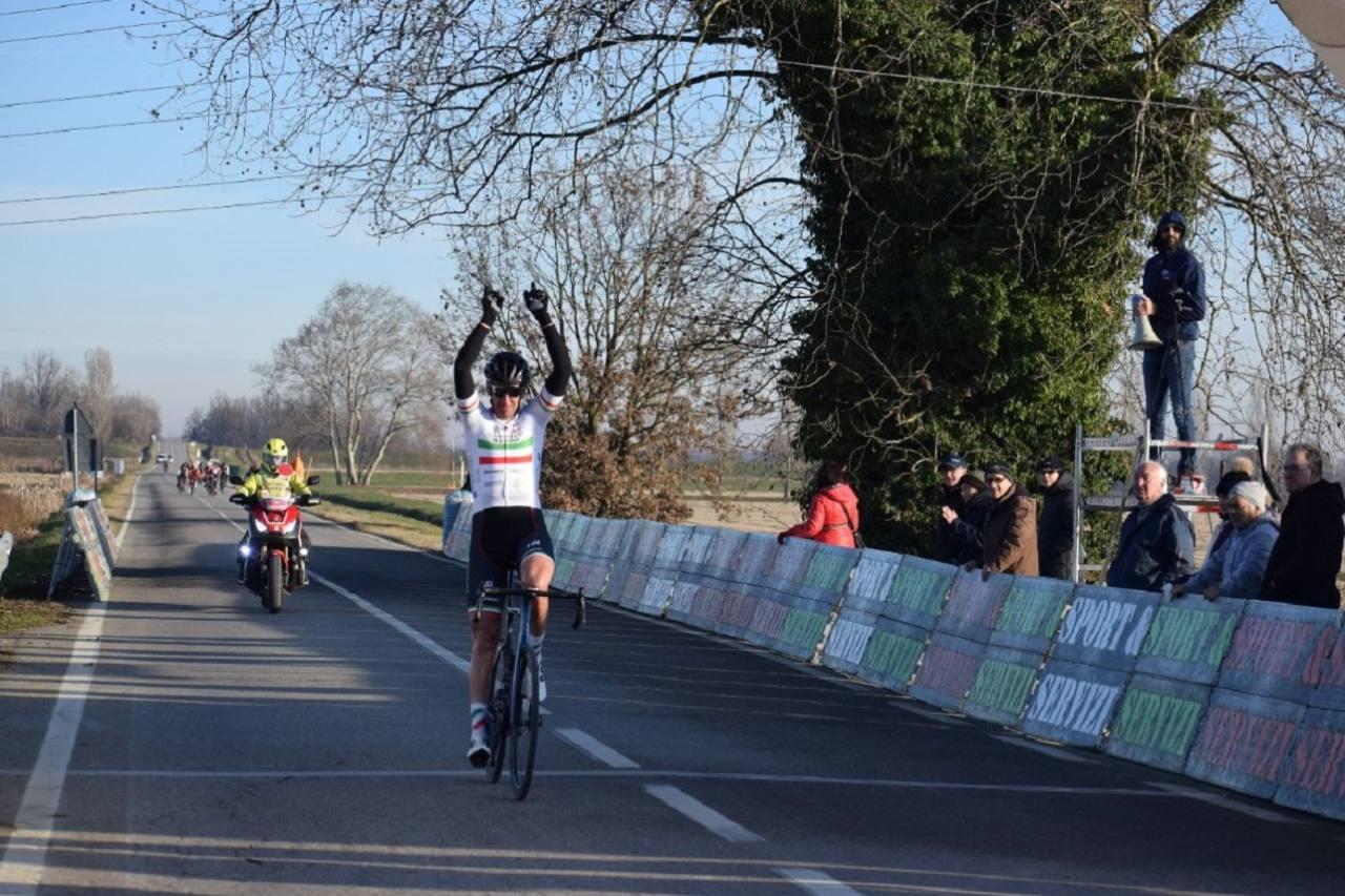Gianmarco Agostini, Cicli Copparo Ancona